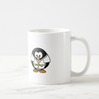 Karate Penguin Mug