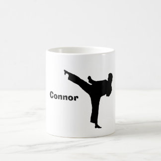 """Karate"" Personalized Mug"