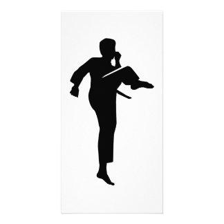 Karate Photo Card