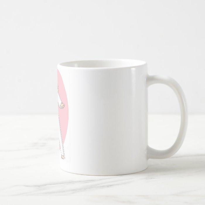Karate Princess Coffee Mug
