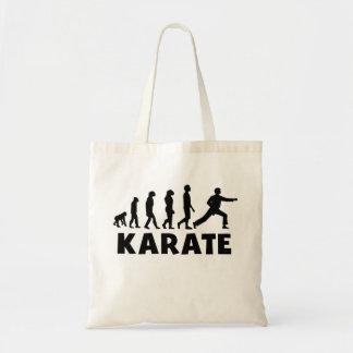 Karate Punch Evolution Tote Bag