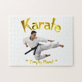 Karate Puzzle (2) SIZES