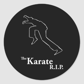 Karate R.I.P.