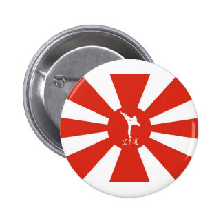 Karate Rays Pins