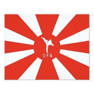 Karate Rays Card
