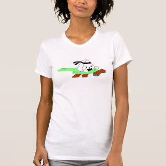 karate rice shirt