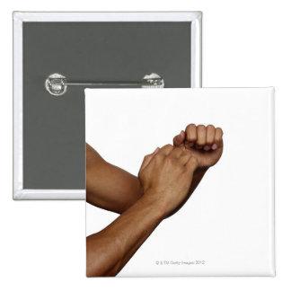 Karate Stance Pin