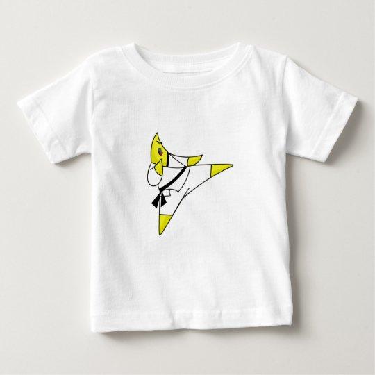 Karate star cafepress baby T-Shirt