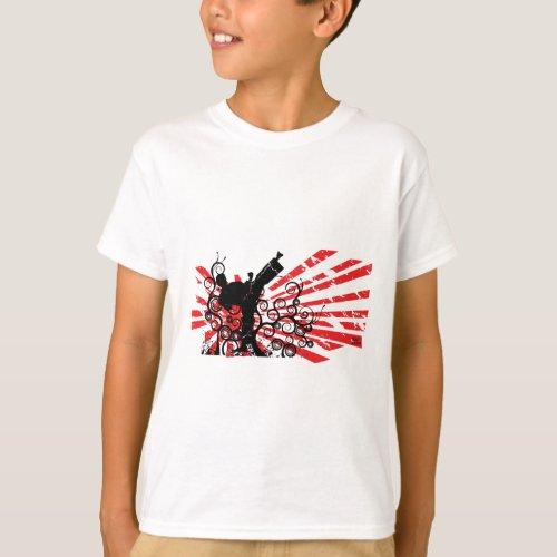 Karate T_Shirt