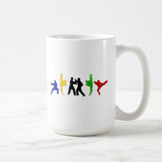 Karate Taekwando MMA Martial Arts Mens Athlete Coffee Mug