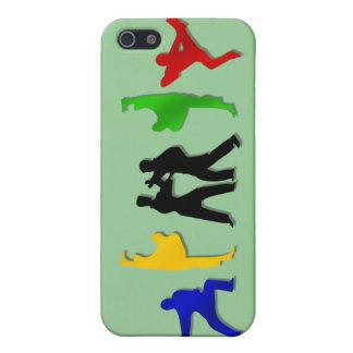 Karate Taekwando MMA Martial Arts Mens Athlete Cover For iPhone SE/5/5s