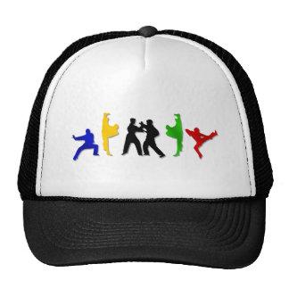 Karate Taekwando MMA Martial Arts Mens Athlete Hat