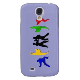 Karate Taekwando MMA Martial Arts Mens Athlete Samsung Galaxy S4 Case
