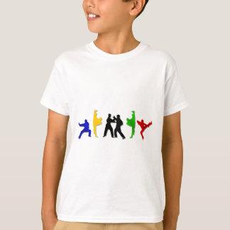Karate Taekwando MMA Martial Arts Mens Athlete T-Shirt