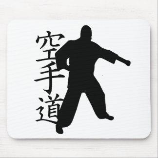 Karate Tapete De Raton
