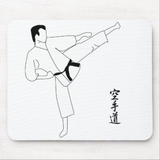 karate tapetes de raton