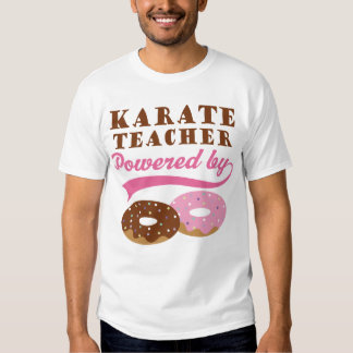 Karate Teacher Funny Gift T-shirts