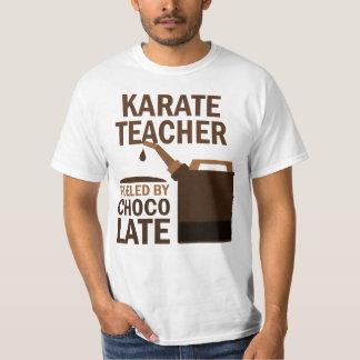 Karate Teacher Gift (Funny) Tee Shirts