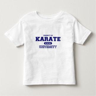 Karate University Toddler T-shirt