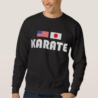 Karate US/Japan Sweatshirt