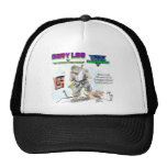 Karate Whisperer Cartoon design 2 Hat