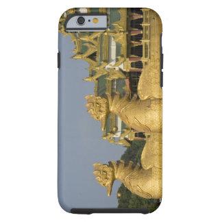 Karaweik Hall is a landmark of Yangon, locating Tough iPhone 6 Case