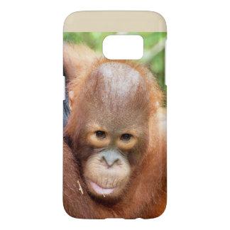 Karbank Orangutan Borneo Animals Samsung Galaxy S7 Case