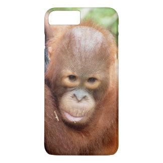 Karbank Orangutan iPhone 8 Plus/7 Plus Case