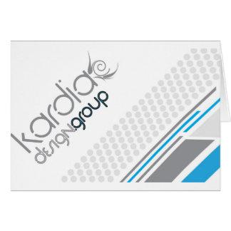 Kardia Design Group Card