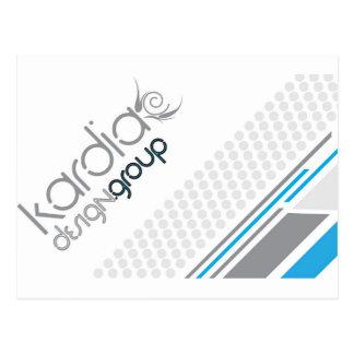Kardia Design Group Postcard