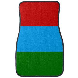 Karelia Flag Car Floor Mat
