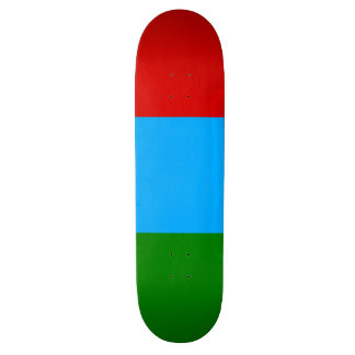 Karelia Flag Skateboard Deck