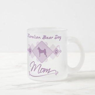 Karelian Bear Dog Mom Coffee Mugs