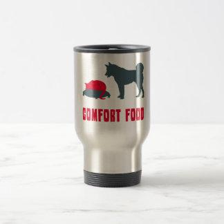 Karelian Bear Dog Travel Mug