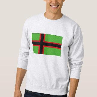 Karelian flag pullover sweatshirt