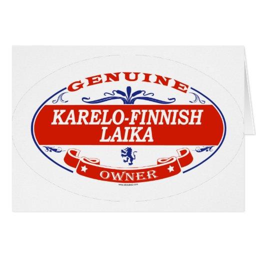 Karelo-Finnish Laika  Cards