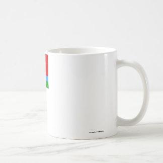 Karelo-Finnish SSR Flag Coffee Mug