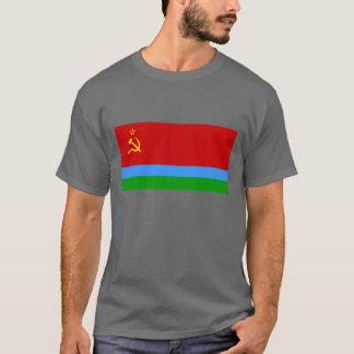 Karelo-Finnish SSR Flag T-Shirt