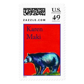 Karen Maki Stamps