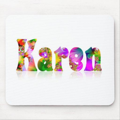 Karen Mouse Pads
