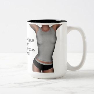 Karen Two-Tone Coffee Mug