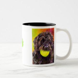 Karen Reed's Maggie Two-Tone Coffee Mug