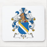 Karg Family Crest Mouse Pad