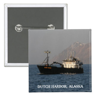 Kari Marie, Crab Boat in Dutch Harbor, AK Pins