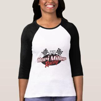 Kari Miller Racing 3/4 sleeve T Shirt