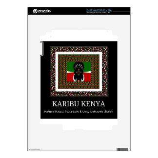 Karibu Kenia Hakuna Matata Calcomanía Para El iPad 2