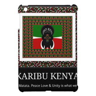 Karibu Kenya Hakuna Matata iPad Mini Cases