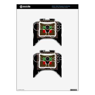 Karibu Kenya Hakuna Matata Xbox 360 Controller Skin