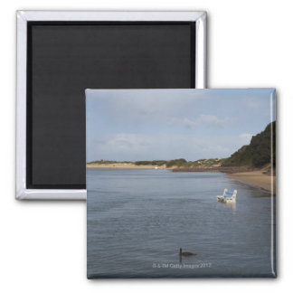 Kariega River, Eastern Cape Province, South 2 Inch Square Magnet