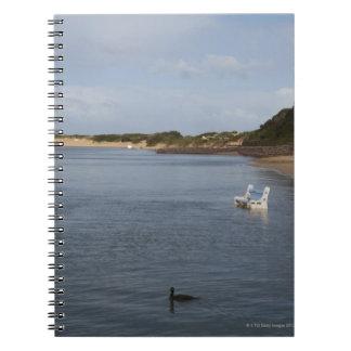 Kariega River Eastern Cape Province South Spiral Note Books